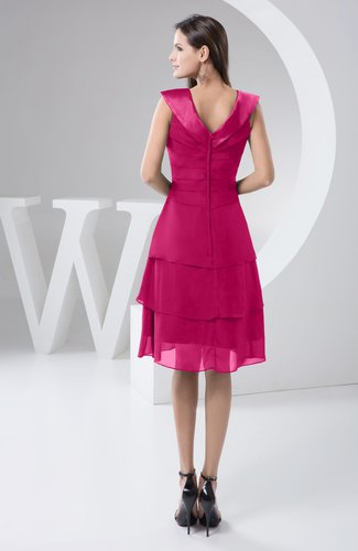 24eddd0e76100 ... Chiffon Bridesmaid Dress Beach Winter Western Spring Petite Garden  Natural