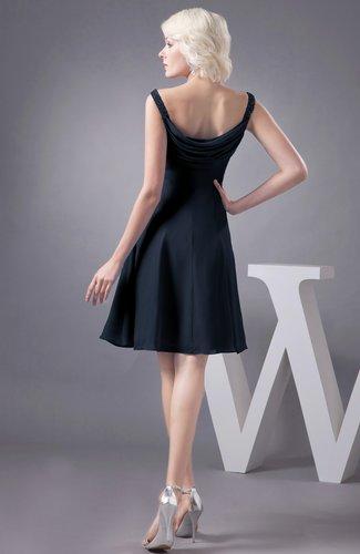 3dbf9259699f9d ... Chiffon Bridesmaid Dress Short Winter Fall Formal Casual Chic for Less