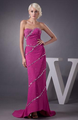 Chiffon Bridesmaid Dress Unique Luxury Mermaid Elegant Gorgeous Pretty