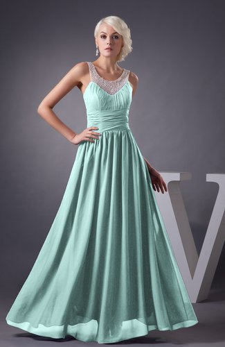 Chiffon Bridesmaid Dress Country Chic Summer Simple Plus Size Western