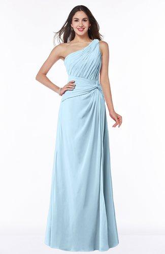 Gorgeous A-line Zipper Floor Length Ruching Plus Size Bridesmaid Dresses