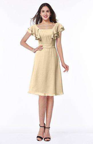 Simple A-line Sleeveless Zip up Sash Plus Size Bridesmaid Dresses