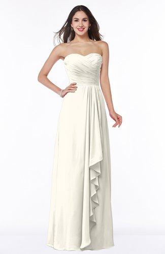 Modern Sweetheart Sleeveless Floor Length Ruching Plus Size Bridesmaid Dresses
