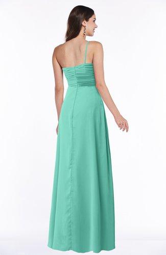 f5b1365b08f ... Mature Sleeveless Chiffon Floor Length Ruching Plus Size Bridesmaid  Dresses