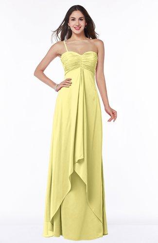 Mature Sleeveless Chiffon Floor Length Ruching Plus Size Bridesmaid Dresses