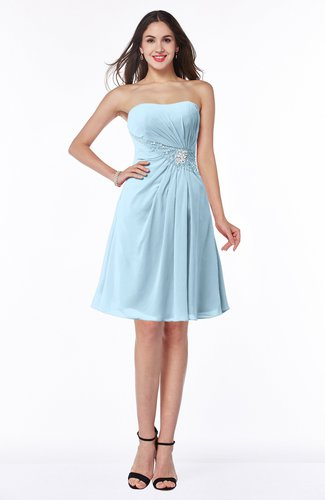 Modern Sleeveless Zip up Chiffon Mini Plus Size Bridesmaid Dresses