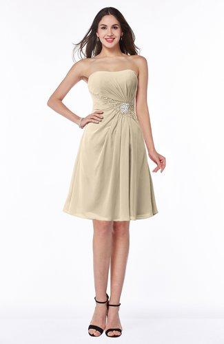 Modern Sleeveless Zip up Chiffon Mini Plus Size Bridesmaid Dresses