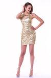 Luxury Jewel Sleeveless Zip up No Plus Size Prom Dresses