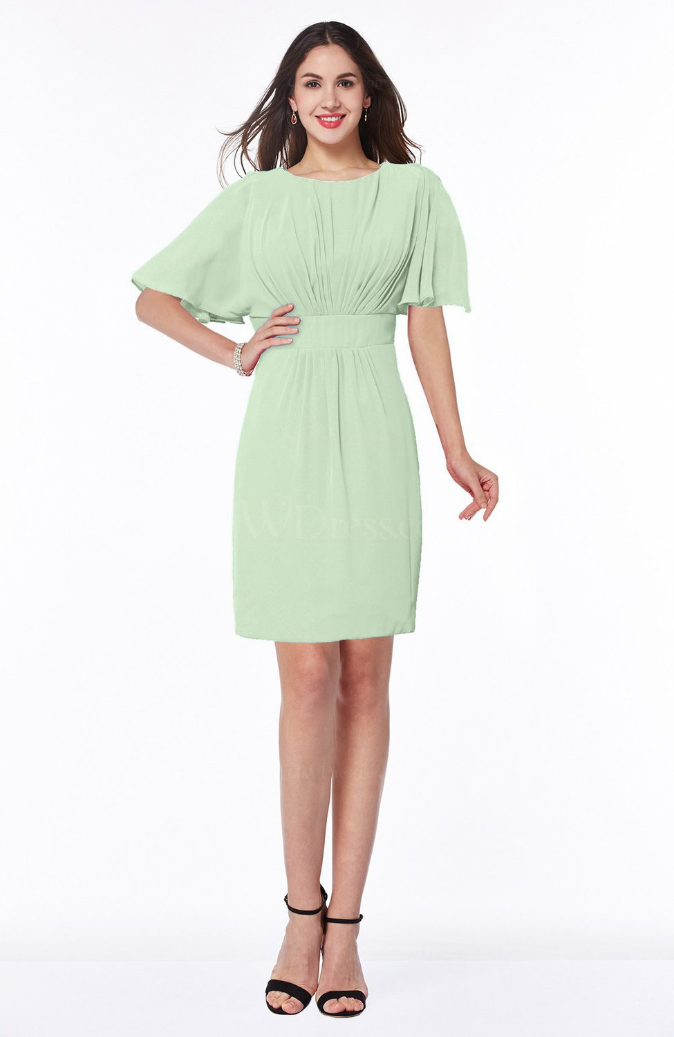 Modest Sheath Dresses