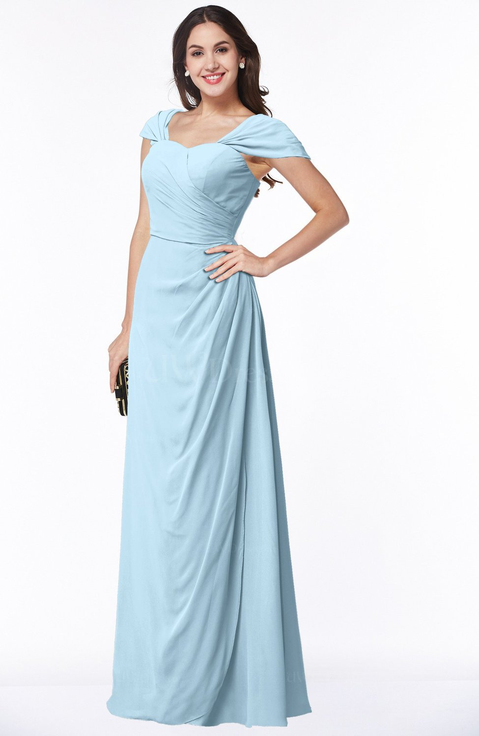 8f83f99118c Short Ice Blue Bridesmaid Dresses - Gomes Weine AG