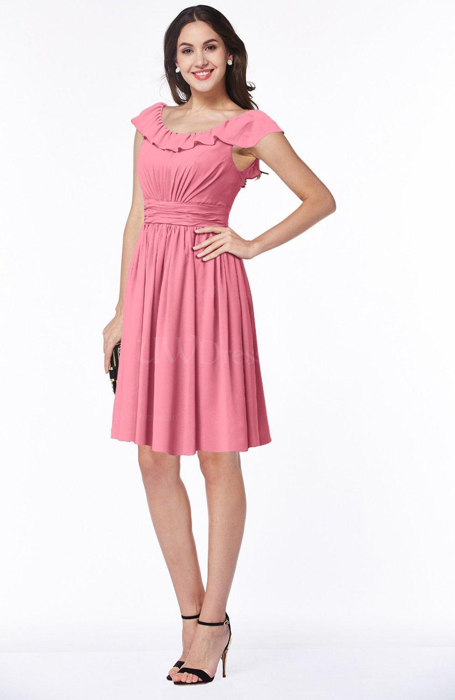 Cute Short Plus Size Dresses