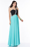 Glamorous A-line Sleeveless Chiffon Floor Length Ruching Plus Size Prom Dresses