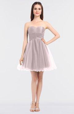 2d9d73d2cad02 Blush Princess Ball Gown Sleeveless Zip up Ruching Sweet 16 Dresses