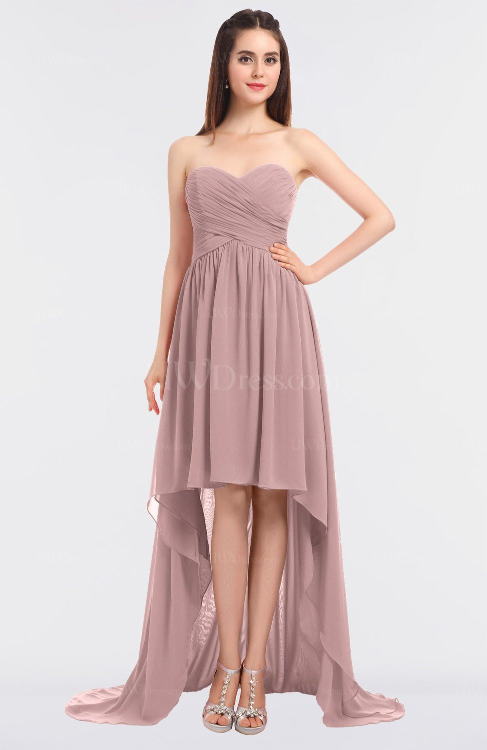 dce6a9910f Pink Silver Bridesmaid Dresses - Data Dynamic AG