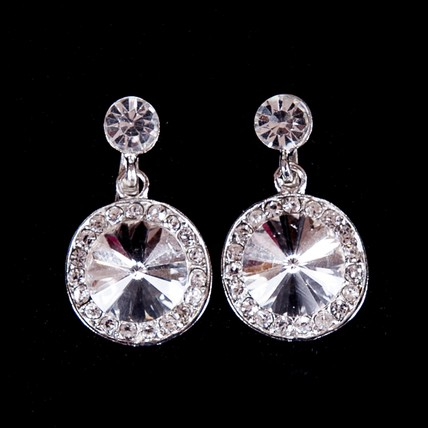 Fashional Drop Earrings Rhinestones Earrings Birthday