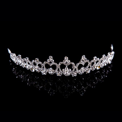 Special Occasion Tiaras Headpieces Gorgeous Rhinestones