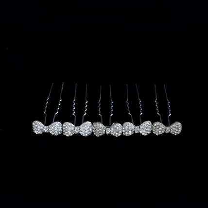 Engagement Headbands Rhinestones Hair Jewelry Lovely