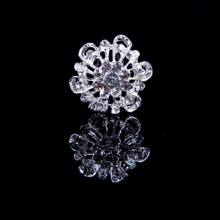 Charming/Glamourous Hairpins Wedding Alloy Headpieces