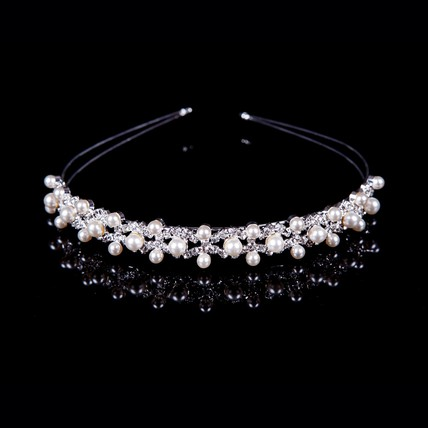 Causal Headbands Exquisite Hair Jewelry Rhinestones