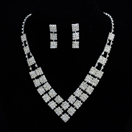 Exquisite Chain Necklaces Claw Chains Special Occasion Jewelry Sets