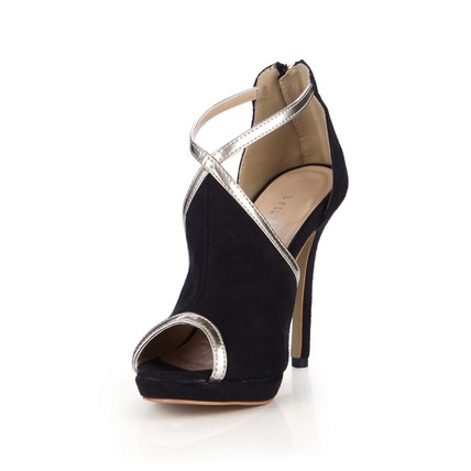 Split Joint Wedding Shoes Opalescent Lacquers Pumps/Heels Stiletto Heel Women's Wedding