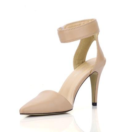 PU Dance Shoes Dress Women's Narrow Stiletto Heel Sandals
