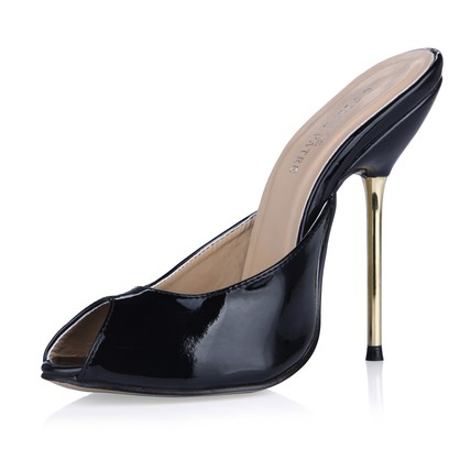 Stiletto Heel Pumps/Heels Opalescent Lacquers Average Sandals Party & Evening Girls'