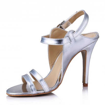Buckle Sandals Girls' Slingbacks Average Dance PU