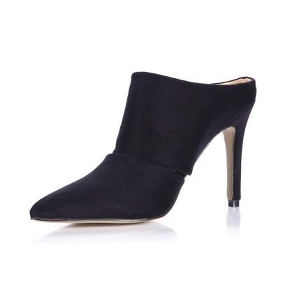 Pumps/Heels Slippers Stiletto Heel Average Dress Girls' Stretch Velvet