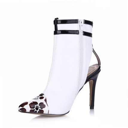 Average Wedding Shoes Girls' Split Joint Opalescent Lacquers Outdoor Stiletto Heel
