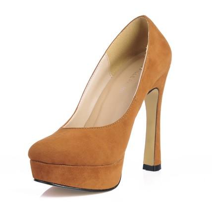 Average Platforms Stretch Fabric Girls' Closed Toe Stiletto Heel Graduation