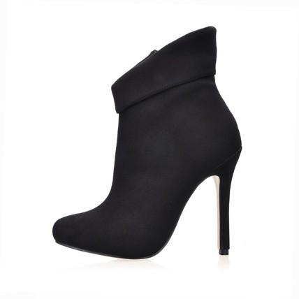 Bootie Pumps/Heels Stiletto Heel Girls' Zipper Booties/Ankle Boots Average