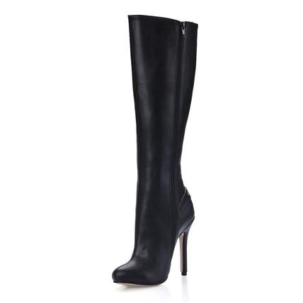 Buckle Boots Boots Stiletto Heel Girls' PU Office & Career