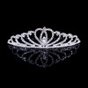 Attractive Hair Comb Headpieces Rhinestones Party