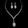 Alloy Chain Necklaces Beautiful Jewelry Sets Gift