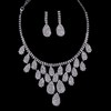 Jewelry Sets Pendant Necklaces Engagement Alloy Classic