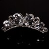 Shining Hair Comb Headpieces Special Occasion Rhinestones