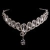 Birthday Forehead Jewelry Headpieces Alloy Exquisite