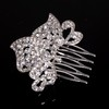 Simple Hair Comb Headpieces Special Occasion Alloy