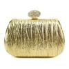 Detachable Strap Clutches Vintage Sparkling Glitter Crystal/Rhinestone
