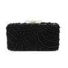 Single Strap Clutches Vintage Imitation Pearl Crystal/Rhinestone