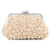 Detachable Strap Clutches Crystal/Rhinestone Imitation Pearl Gorgeous