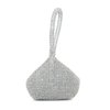 Crystal/Rhinestone Top Handle Bags Handbag Without Strap Crystal/Rhinestone Unique