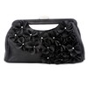 Interior Pocket Clutches Detachable Strap Lady Silk