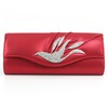 Elegant Clutches Crystal/Rhinestone Detachable Strap PU