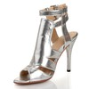 Stiletto Heel Pumps/Heels Party & Evening Buckle Average Women's Open Toe