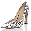 Abnormal/Fantasy Heels Wedding Shoes Women's Average Graduation Pointed Toe PVC