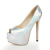 Women's Platforms Average Patent Leather Pumps/Heels Party & Evening Cone Heel