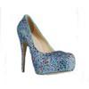 Women's Pumps/Heels Office & Career Rhinestone Closed Toe Average Stiletto Heel