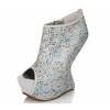 Honeymoon Pumps/Heels Booties/Ankle Boots Average Girls' Rhinestone Swede Leather